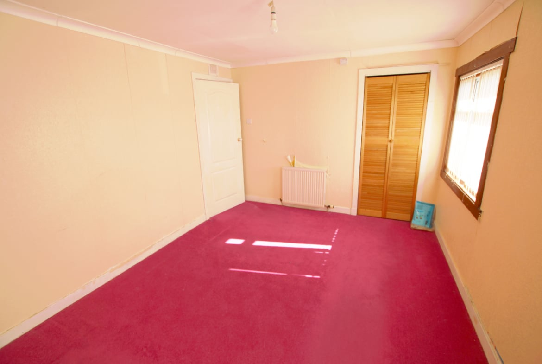 Bedroom Limetree Aveune Bellshill