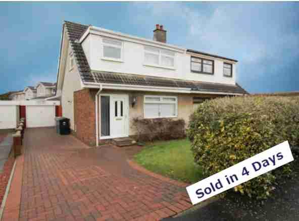 Beveridge Terrace Sold in 5 Days