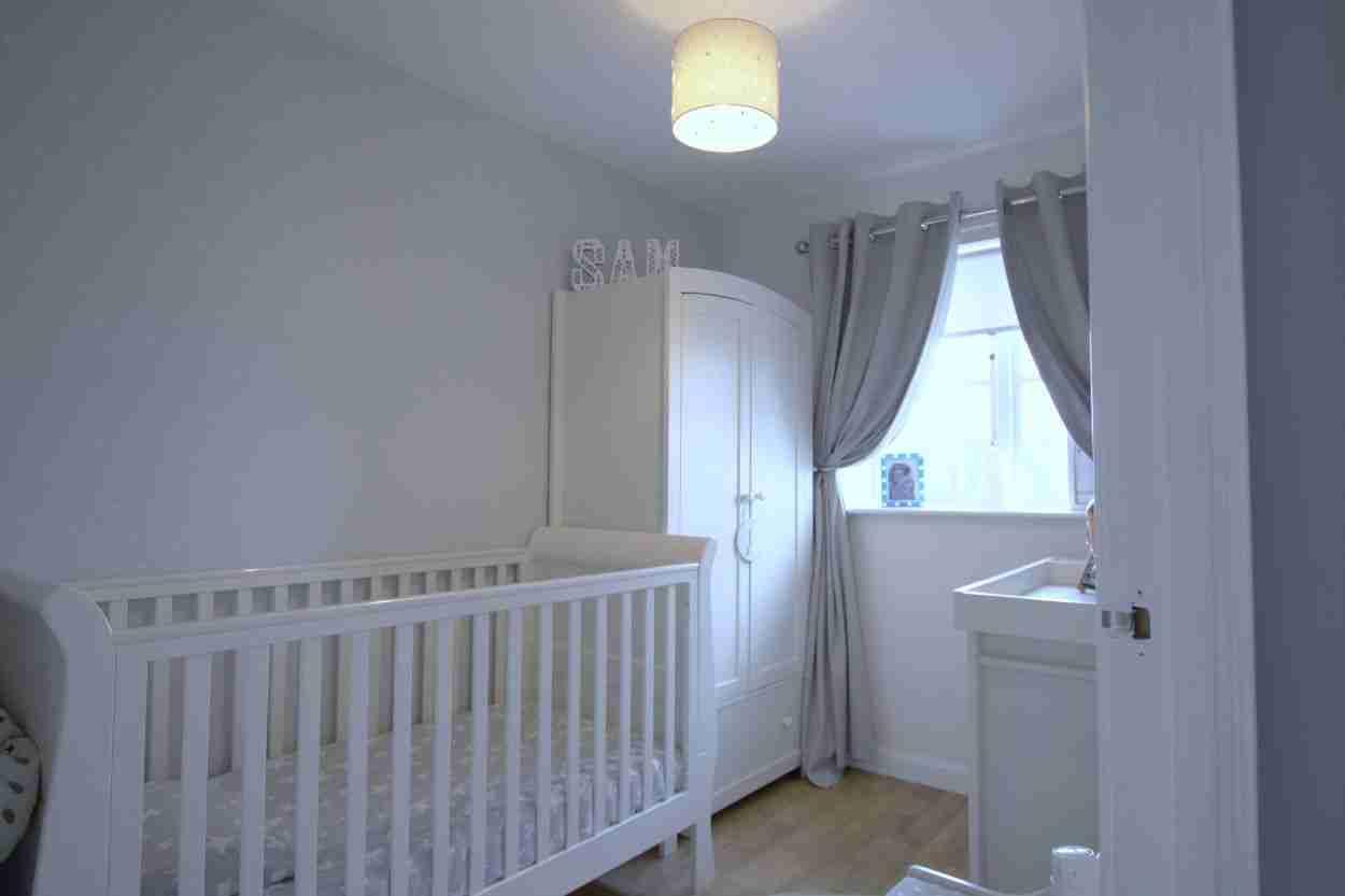 Doune Park bedroom 2 nursery