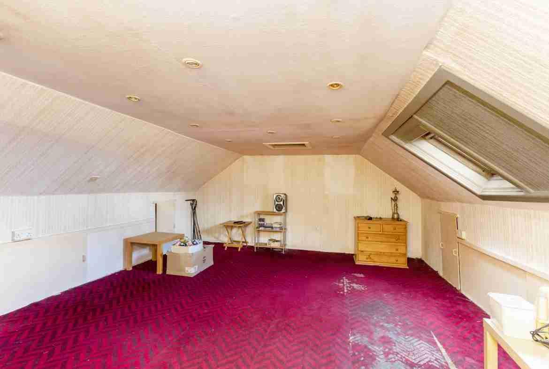 Footfield Road Attic Room