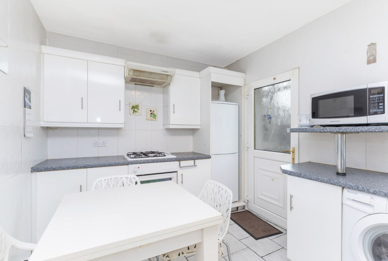 Footfield Road Kitchen