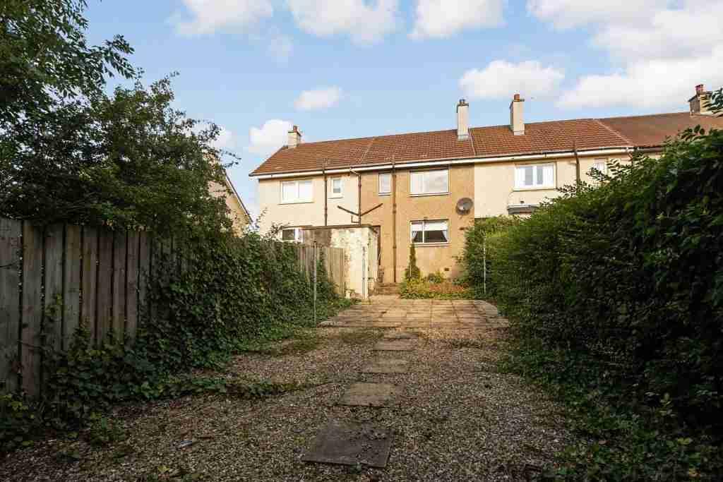 Milnwood Drive Bellshill Bedroom 2