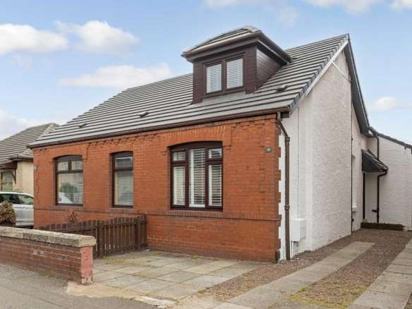 North Road, Bellshill Front House