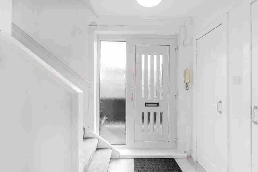 Shirrel Outside Door