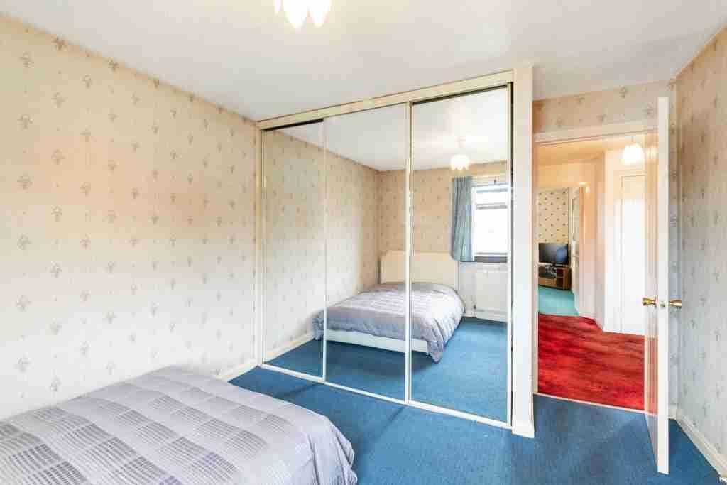 St Marys Bellshill Bedroom 1