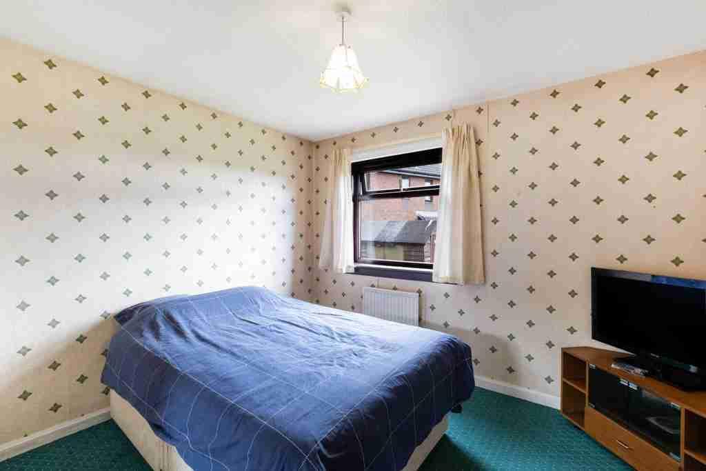 St Marys Bellshill Bedroom 2