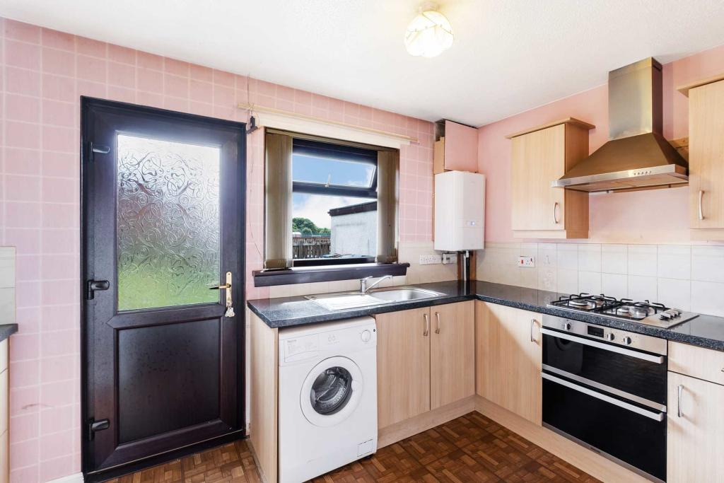 St Marys Bellshill Kitchen