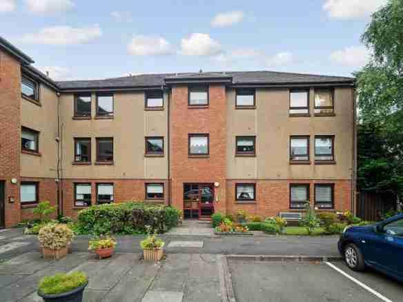 Anderson Court, Bellshill Front Door Feature Image