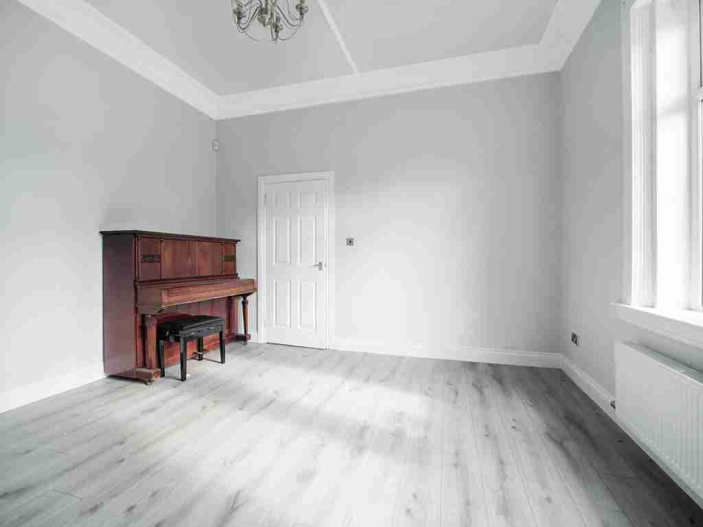 Church Avenue Newmains Livingroom 2