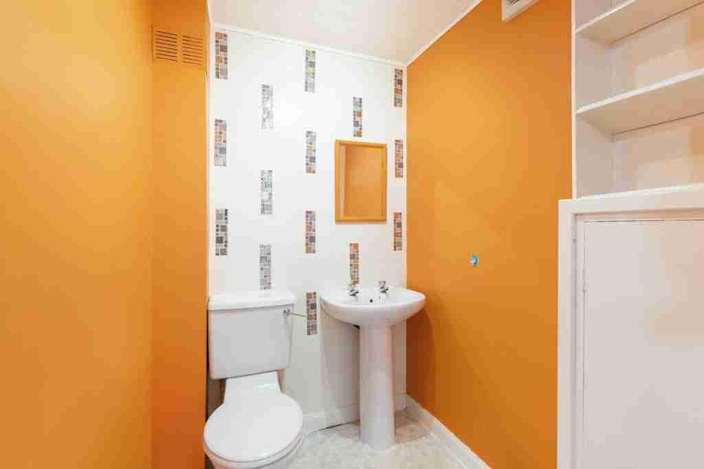 Coursington Gardens, Motherwell bathroom