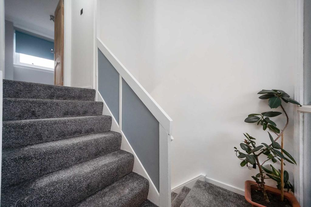 Pitreavie Place staircase