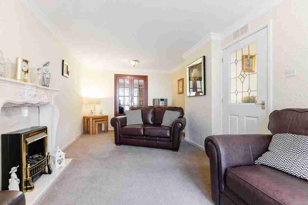 Sapphire Road Bellshill Living room 2
